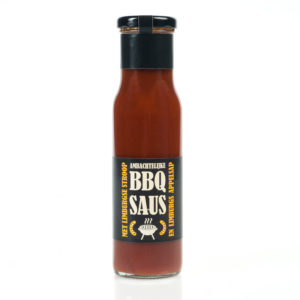 Fles Barbequesaus